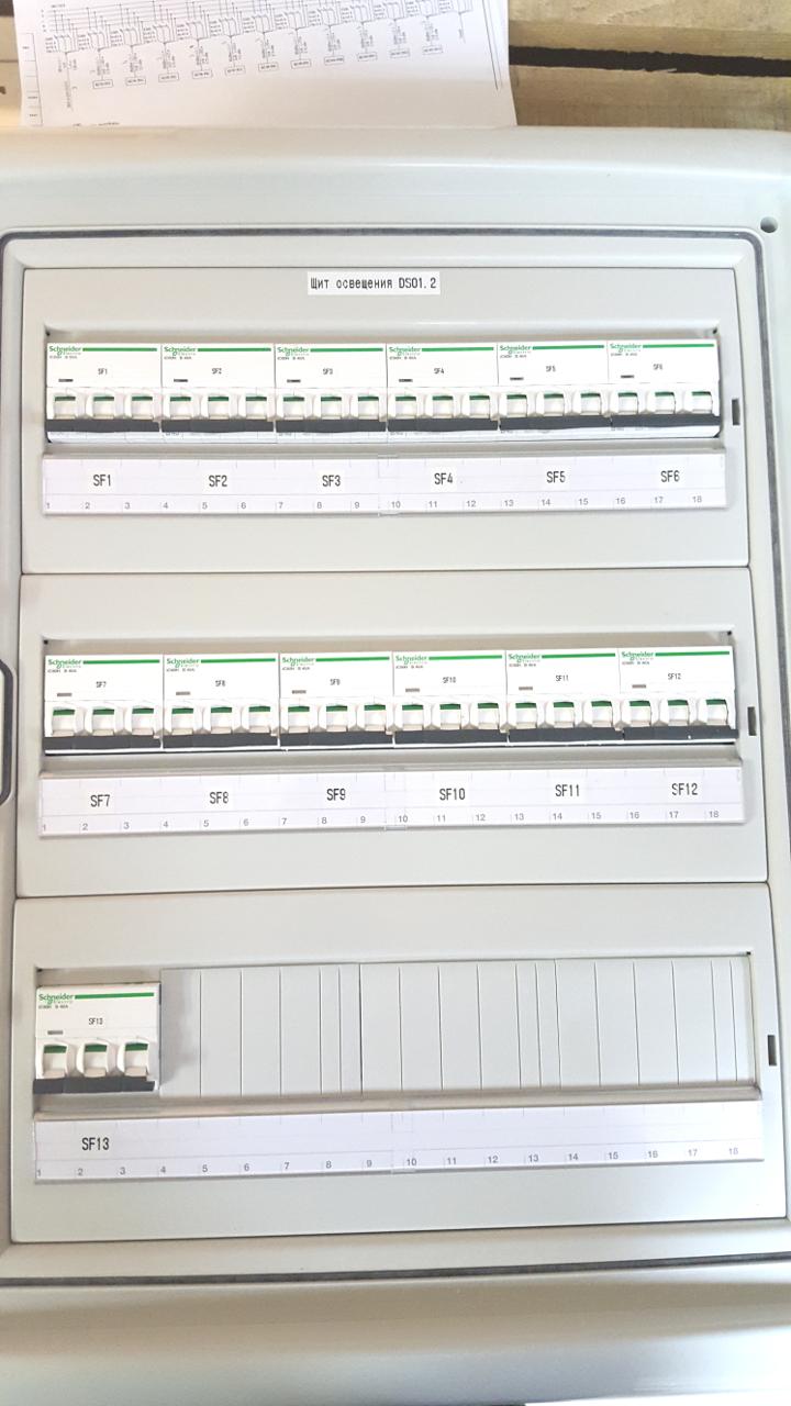 ЭлектроКонстракшн - электротехническое оборудование, низковольтные комплектные устройства, НКУ, ЩО, АЩО.  Шкафы, панели, ящики, пункты распределительные, щиты освещения